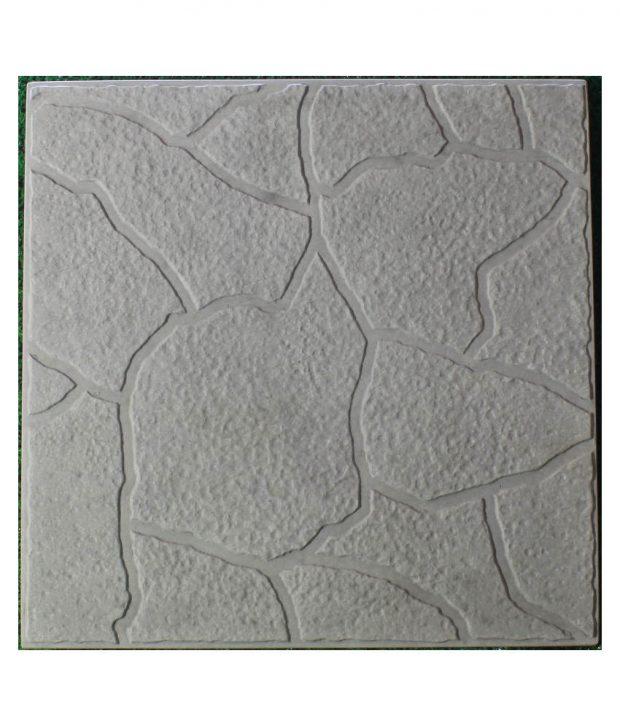 Šaligatvio plytelės Lava 30x30 pilka