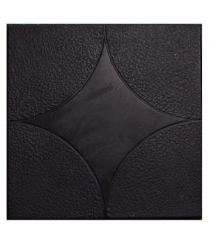 Šaligatvio plytelės Mozaika 300x300x30 juoda