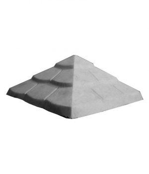 Tvoros kepurė Čerpė 450x450x170 pilka 2