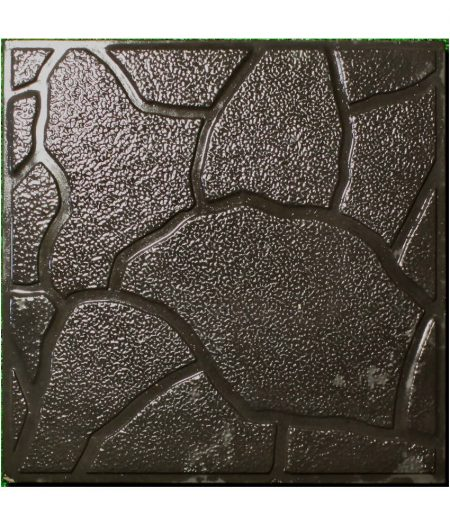 Lava 25x25 juoda