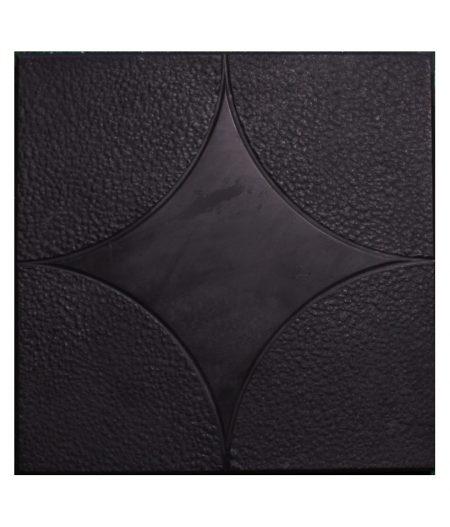 Mozaika 300x300x30 juoda