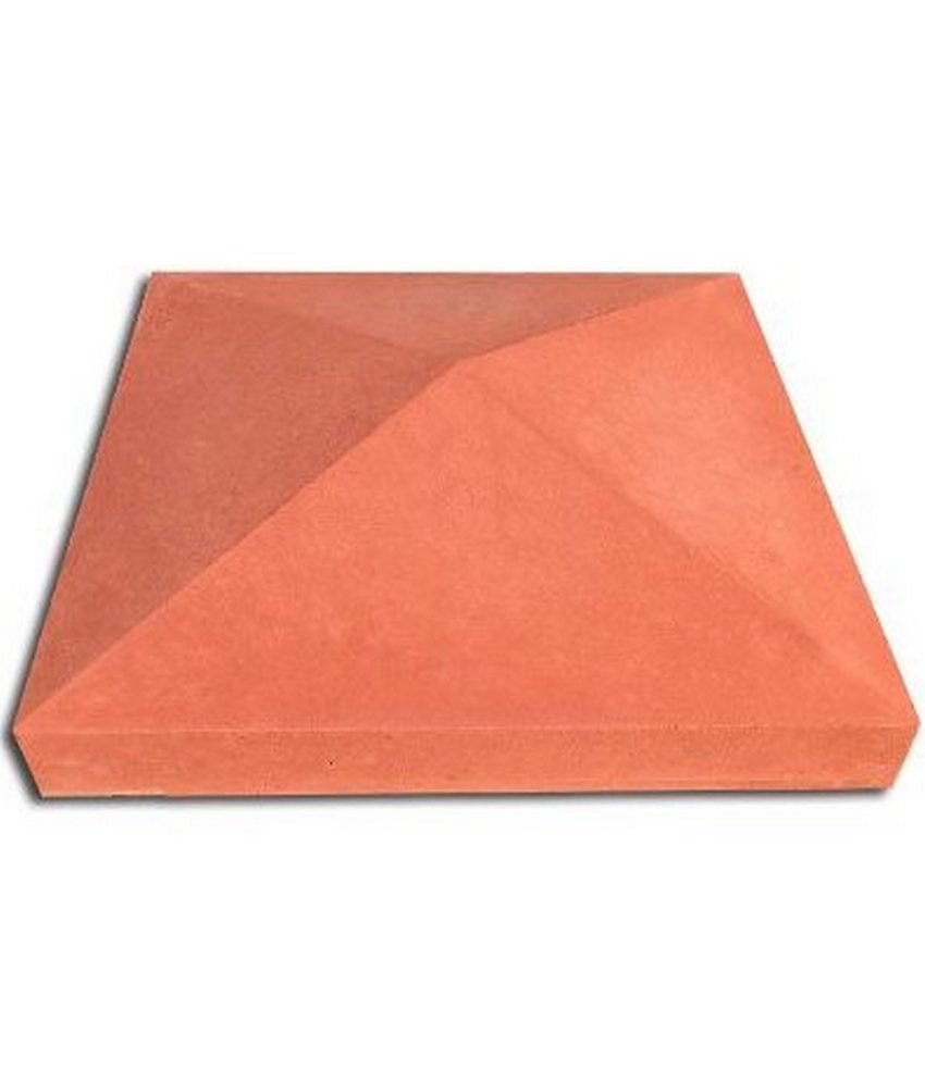 Tvoros kepurė 300x300x70 raudona