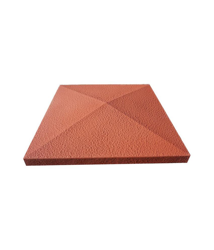Tvoros kepurė 490x490x65 raudona