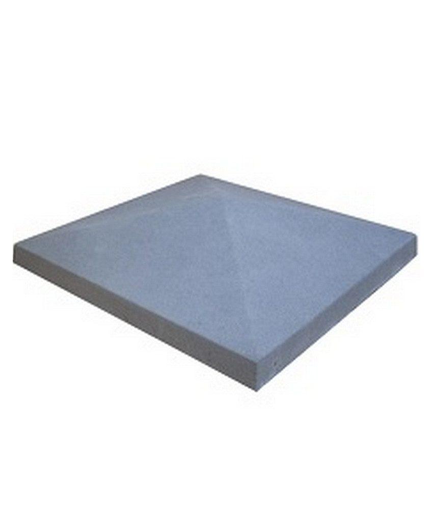 Tvoros kepurė 495x495x115 pilka