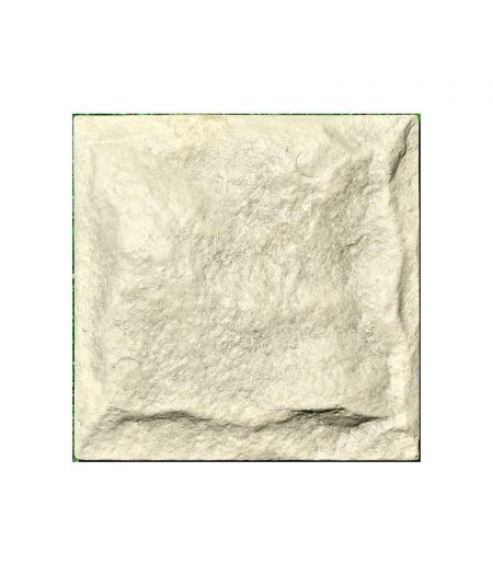 Fasadines plyteles Akmuo 125x125x20 pilkos