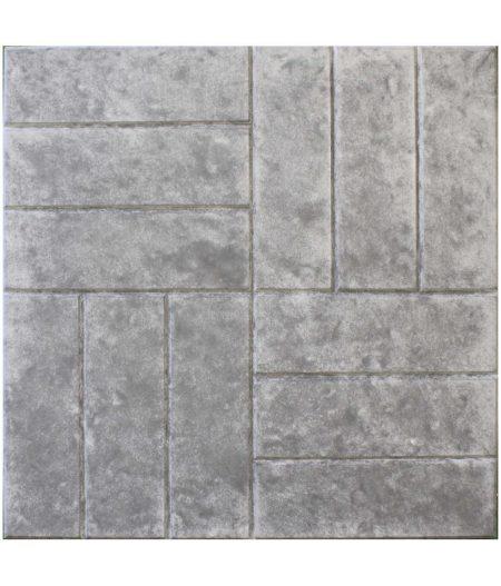Trinkelė 50x50 pilka